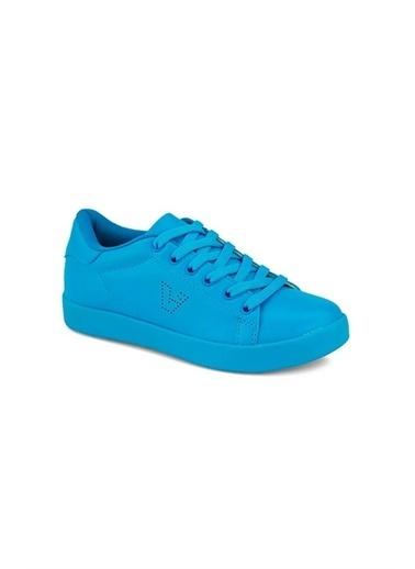 Vicco Vicco Çocuk Filet Spor Ayakkabı 313.F19K.101 Mavi